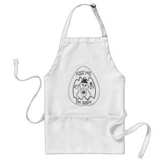 irishkiss standard apron