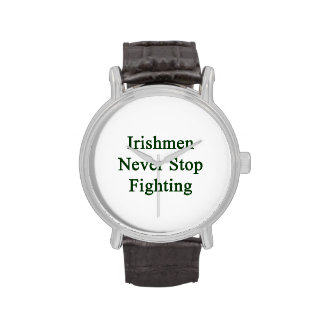 Irishmen Never Stop Fighting Watch