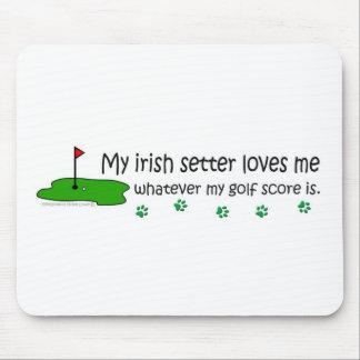 IrishSetter Mouse Pads