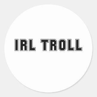 IRL Troll Stickers