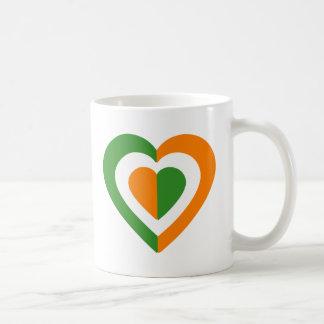 irlanda-heart coffee mugs