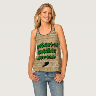 IRM All-Over Print Women's Tank Tank Top