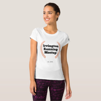 IRM New Balance T-Shirt - Orange