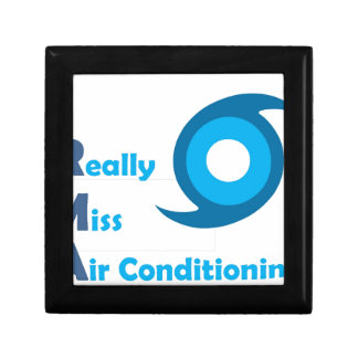 IRMA = I really miss Air Conditioning! Gift Box