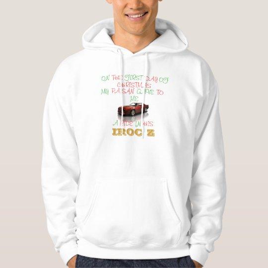 iroc z hoodie