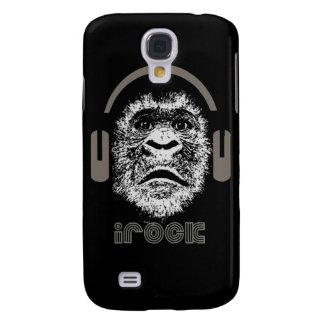 irock Gorilla Music Galaxy S4 Case