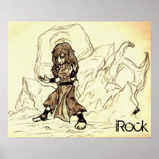 iRock Poster