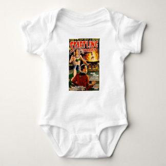 Iron Aliens Baby Bodysuit