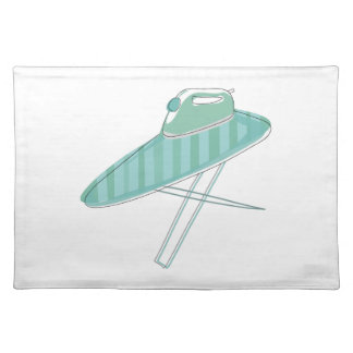 Iron and Board Cloth Placemat