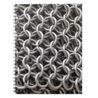 iron armor notebook