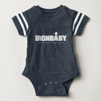 Iron Baby Sport Bodysuit