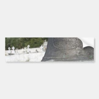 Iron Bell Bumper Sticker