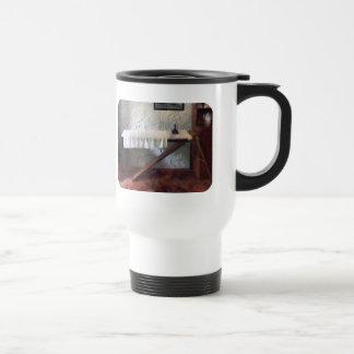 Iron Board and Iron Coffee Mugs