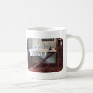 Iron Board and Iron Coffee Mug