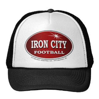 Iron City Football Pittsburgh Cap