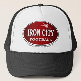 Iron City Football Pittsburgh Trucker Hat