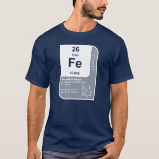 Iron (Fe) T-Shirt