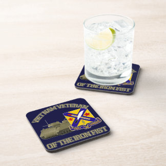 Iron Fist - Vietnam Beverage Coasters