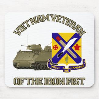 Iron Fist - Vietnam Mouse Pad