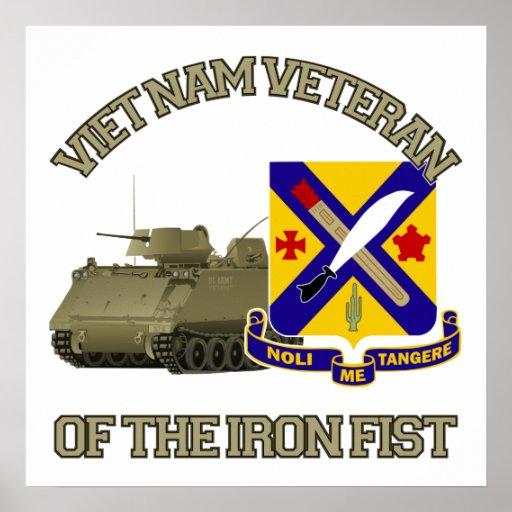 Iron Fist - Vietnam Poster
