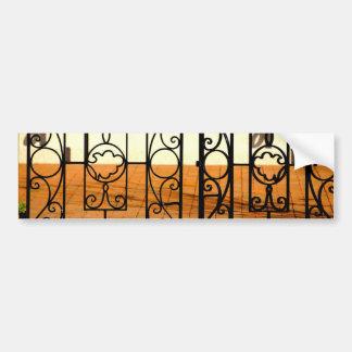 Iron Gate Bumper Sticker