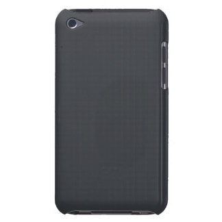Iron Grille Grey Charcoal Dark Grey French Chateau Barely There iPod Covers