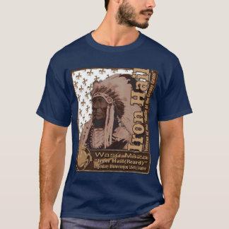 Iron Hail(Beard) Minniconjou Lakota T-Shirt