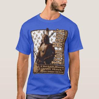 Iron Hawk  Hunkpapa Lakota T-Shirt
