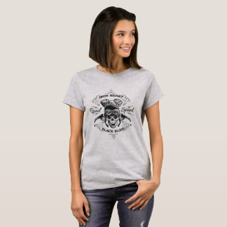 Iron Heart Biker T-Shirt
