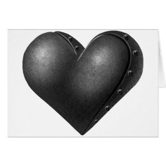 Iron Heart Card