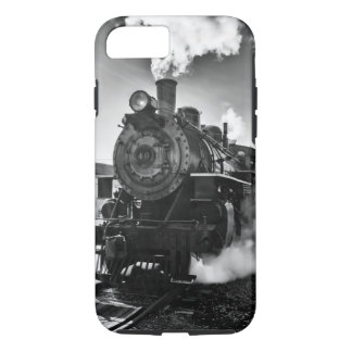 Iron Horse - Antique Steam Train iPhone 8/7 Case