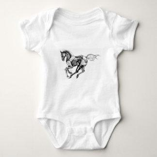 Iron Horse Baby Bodysuit