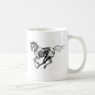 Iron Horse Basic White Mug