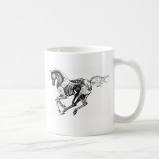 Iron Horse Coffee Mug