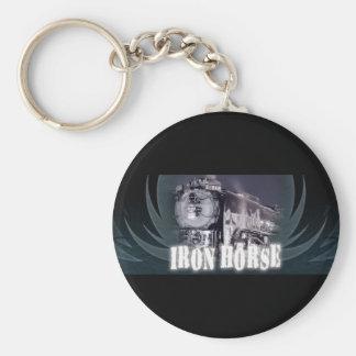 Iron Horse Key Chain
