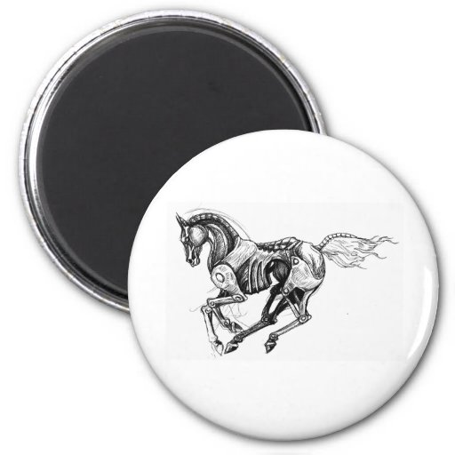 Iron Horse Magnets