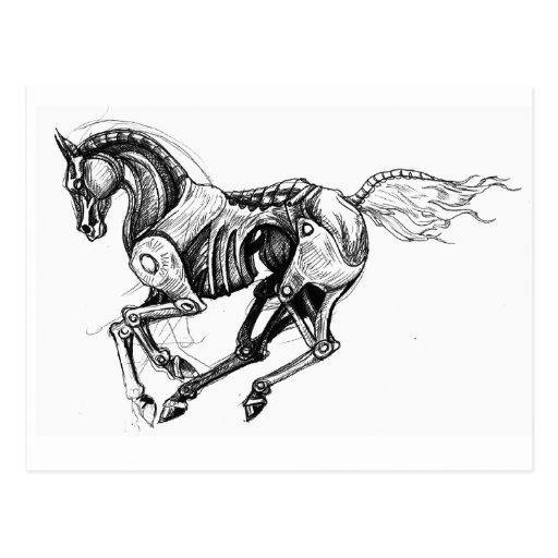 Iron Horse Postcards