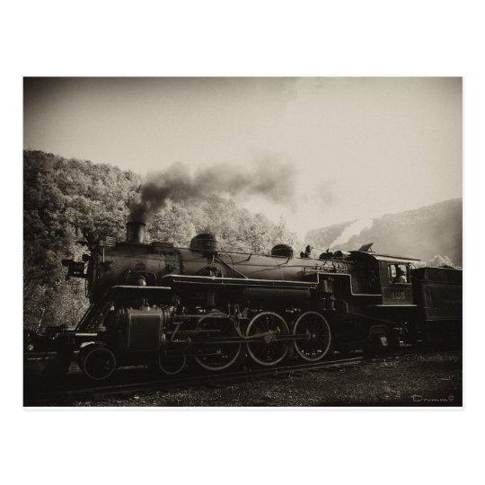 Iron Horse Postcard