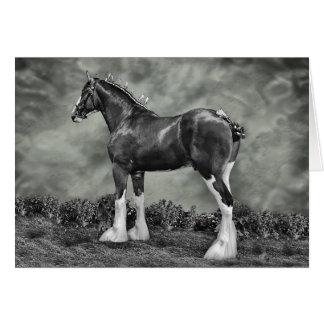 Iron Horse Steele Card
