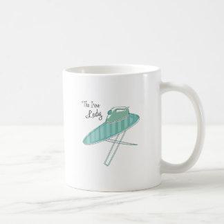 Iron Lady Coffee Mugs