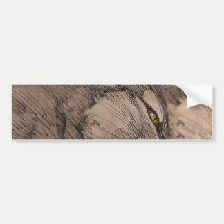 Iron Lion Bumper Stickers