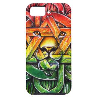 Iron Lion Zion - M1 iPhone 5 Cases