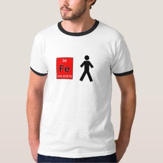 iron man (symbols, miles) tshirts