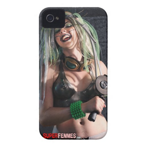 Iron Melons iphone 4 case
