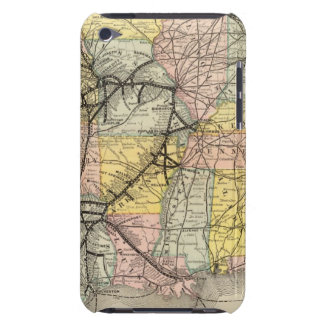 Iron Mountain Route 2 iPod Touch Cover