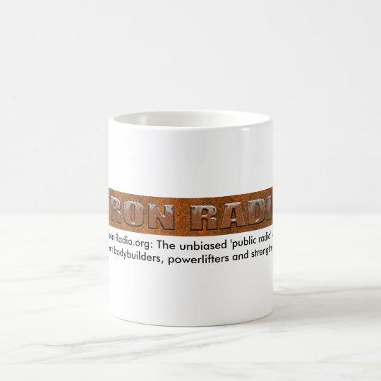 Iron Radio.org Mug3 Coffee Mug