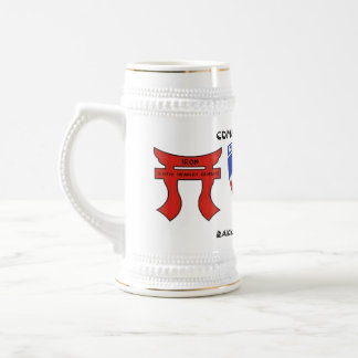 Iron Rakkasan 3/187th Infantry Regiment Beer Stein