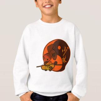 iron shaolin bunny fury sweatshirt