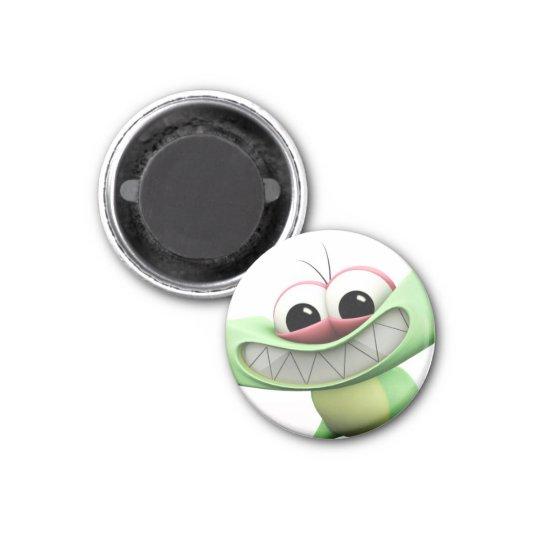 Iron Smile Magnet