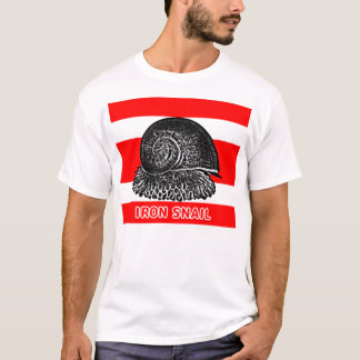 "Iron snail ""Scaly-foot"" of Deep-sea T-Shirt"